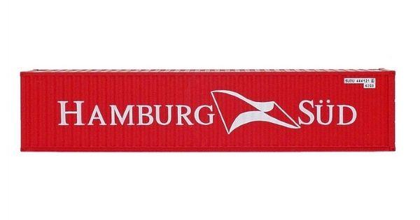 Hamburg Süd - Top 10 thương hiệu hãng tàu container lớn nhất trên thế giới