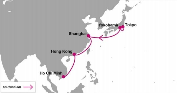 ONE khai trương dịch vụ JCV mới kết nối trực tiếp từ Nhật Bản/Trung Quốc đến Việt Nam