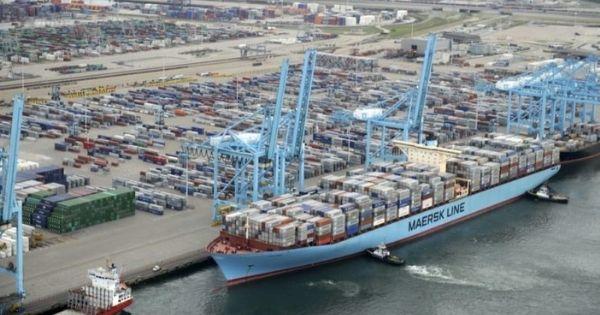 Maersk dự báo lợi nhuận năm 2021 có thể tăng gấp đôi chỉ tiêu