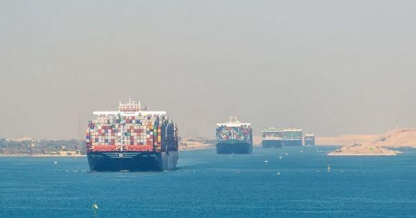Cước vận chuyển container quốc tếtiếp tục tăng cao kỷ lục mới