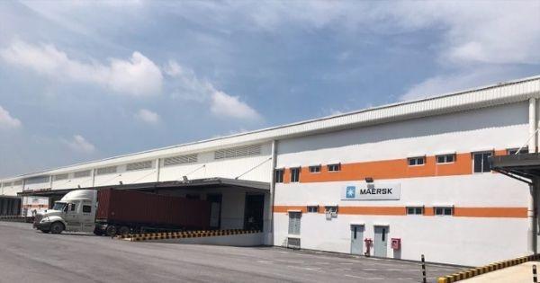 Maersk phát triển hoạt động kho bãi tại Việt Nam