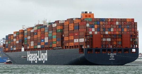 Hapag-Lloyd thông báo Phụ phí mùa cao điểm từ Đông Á đến Mỹ và Canada