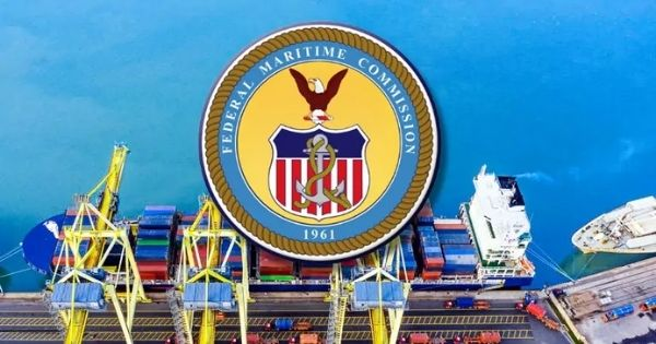 US FMC investigates eight container shipping lines for congestion surcharges