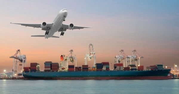 Using Sea-Air transport mode to avoid congestion which can lead to... more congestion