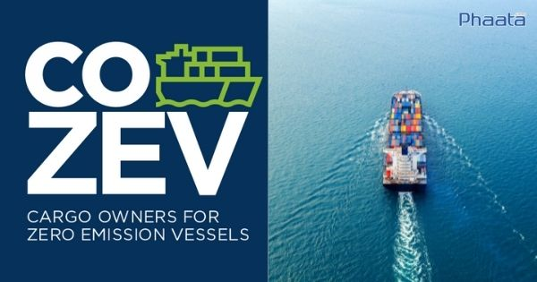 Amazon, Ikea, Unilever... join the coZEV project - Cargo Owners for Zero-Emission Vessels