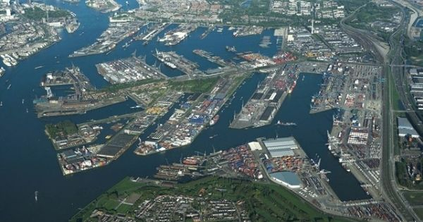 Port of Rotterdam to increase cargo volume by 15% as economy recovers