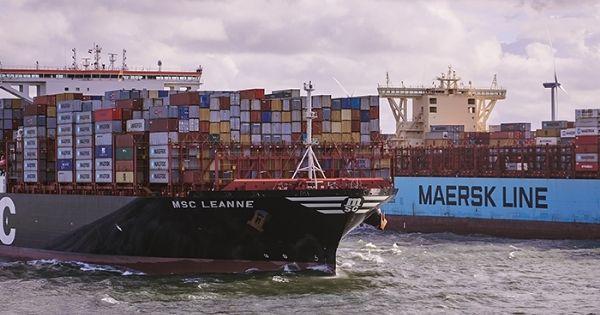 2M alliance reschedules European services due to port congestion problem